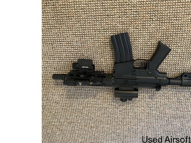 Double Eagle M907E Fire Control System Edition - 1