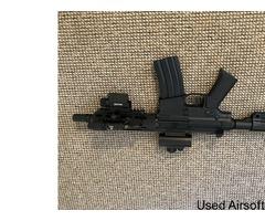 Double Eagle M907E Fire Control System Edition