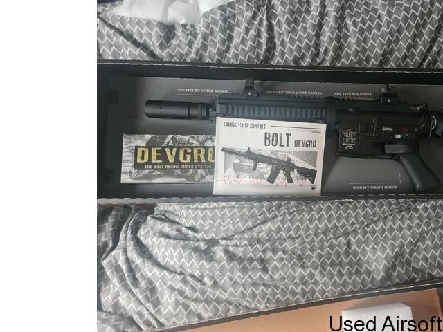 BOLT DEVGRU M4 AEG - 1