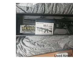 BOLT DEVGRU M4 AEG