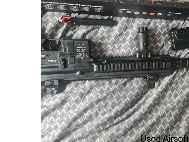 BOLT DEVGRU M4 AEG - 3