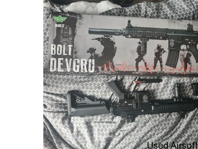 BOLT DEVGRU M4 AEG - 4