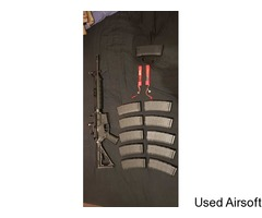 KWA Magpul PTS RM4 ERG recoil like hk 416
