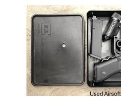 Genuine Glock Vintage Tupperware box/case