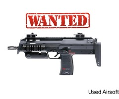 MP7 Wanted