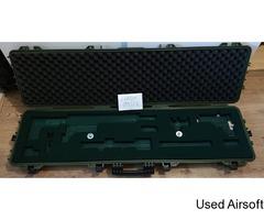 NUPROL Extra Large Wheeled Hard Case