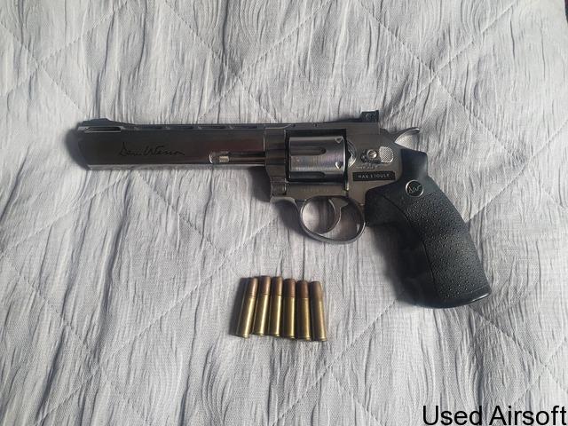 Dan Wesson 4.5mm 177 Revolver - 1