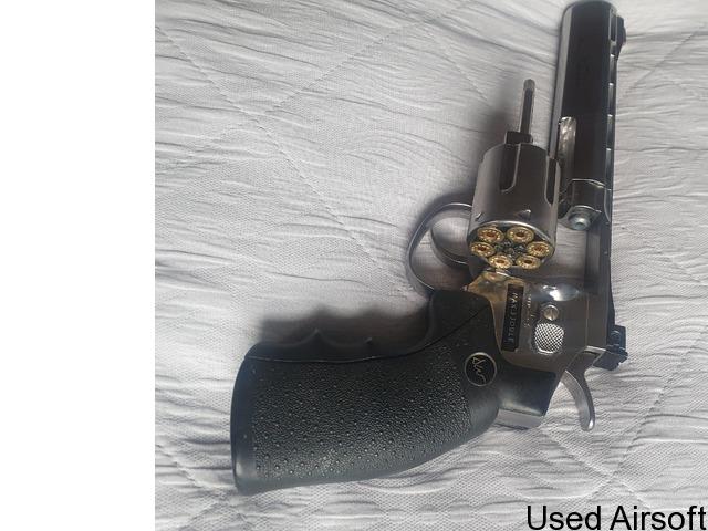 Dan Wesson 4.5mm 177 Revolver - 3