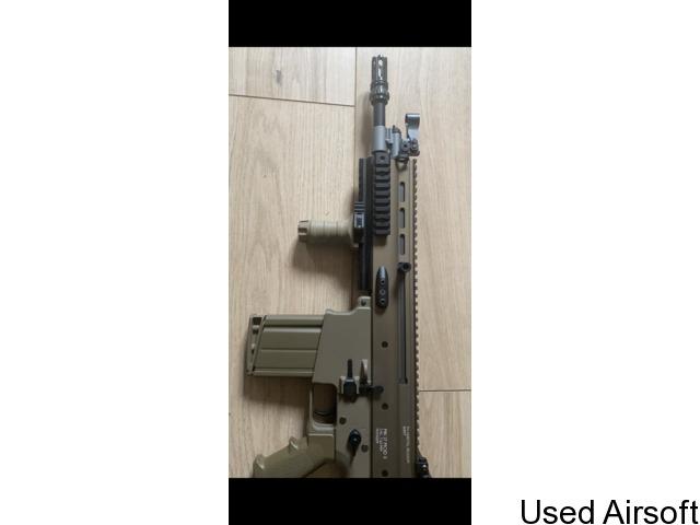 TM SCAR H (Recoil) - 1