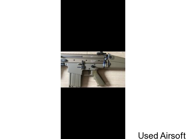 TM SCAR H (Recoil) - 2