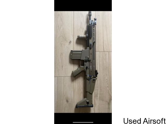 TM SCAR H (Recoil) - 3