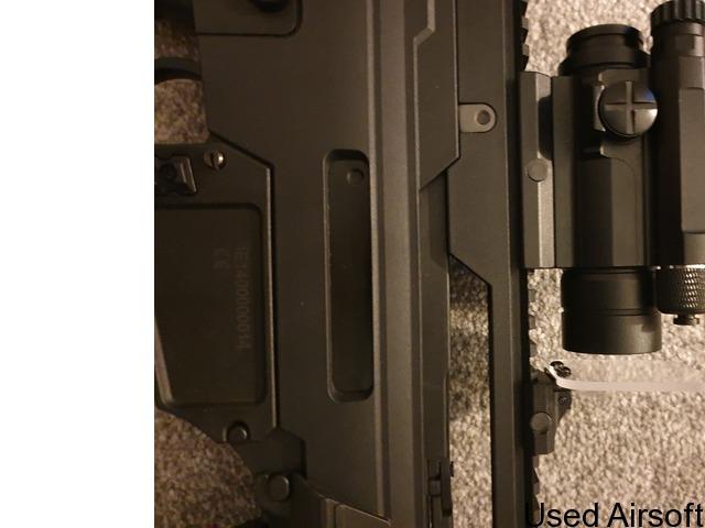 ICS G33 Electric rifle - Black - 1
