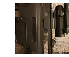 ICS G33 Electric rifle - Black - Image 1