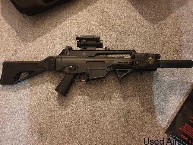 ICS G33 Electric rifle - Black - 2