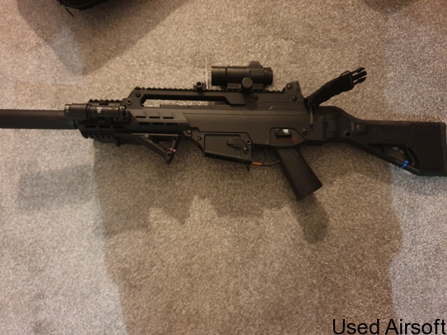 ICS G33 Electric rifle - Black - 3