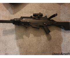 ICS G33 Electric rifle - Black - Image 3
