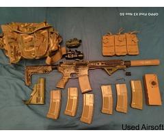WANTED AK74 AK74U