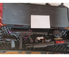 Airsoft bundle ARP Shadow 2 Shotgun