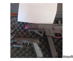 ASG Shadow 2 Racing Pistol