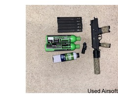 Kwa mp9 with extras
