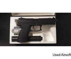 STTI ST-23 Non-Blowback