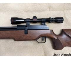 BSA Super 10 MK1 .22 rifle