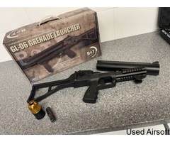GL06 Grenade Launcher - made for tag rounds and moscart shells.