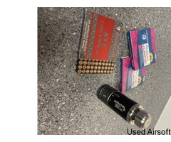 Tektonic Impact Grenade - Comes with 250 rounds