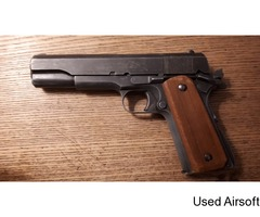 Replica Browning Model M-1911-67 Auto Loading Pistol