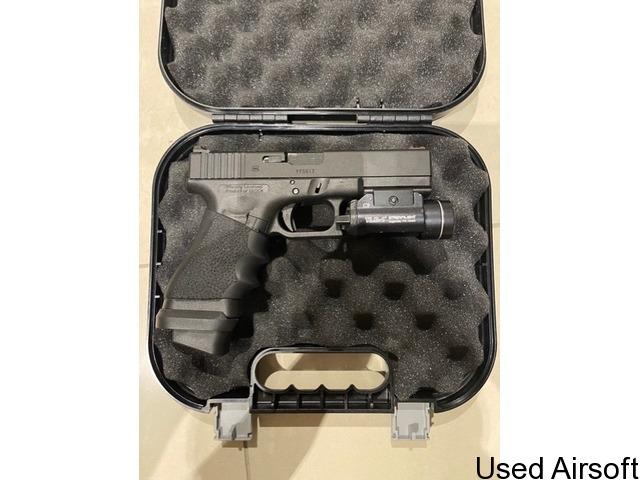 Custom Umarex Glock Deluxe Co2 Gen 3 - 1