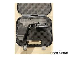 Custom Umarex Glock Deluxe Co2 Gen 3 - Image 1