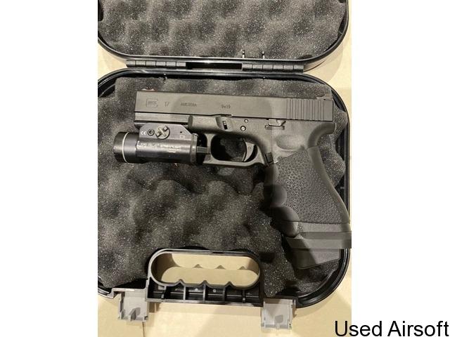 Custom Umarex Glock Deluxe Co2 Gen 3 - 4