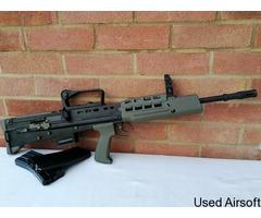 WE L85 / SA80 GBBR