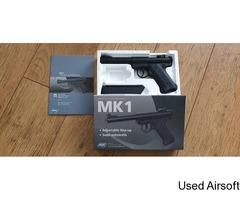 ASG Ruger Mk I NBB Pistol