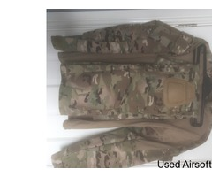 Airsoft G3 shirt and trousers Multicam Size L