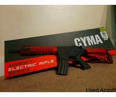CM Airsoft rifle