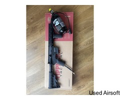 Tippmann m4 v2 cqb hpa upgraded PACKAGE