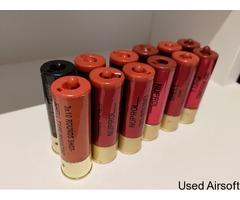12 round of shotgun shell