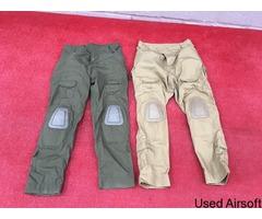 Viper elite trousers x2