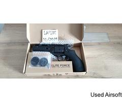 Umarex Revolver Elite Force H8R Gen2 CO2