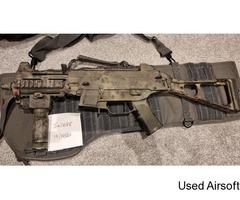 G&G UMP 45 (HEAVILY Upgraded) £500+